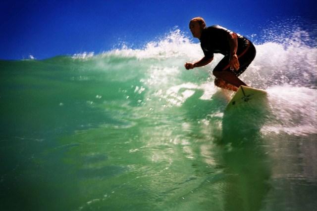 Surf Foto Daniel Flower