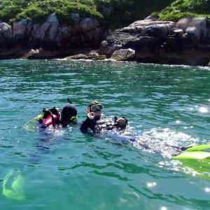 Curso Scuba Diver PADI - Adrenailha Floripa