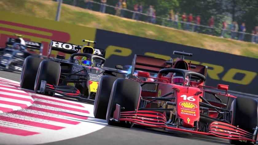 ANALYSIS: F1 2021 Deluxe Edition: better than ever, but the same as always