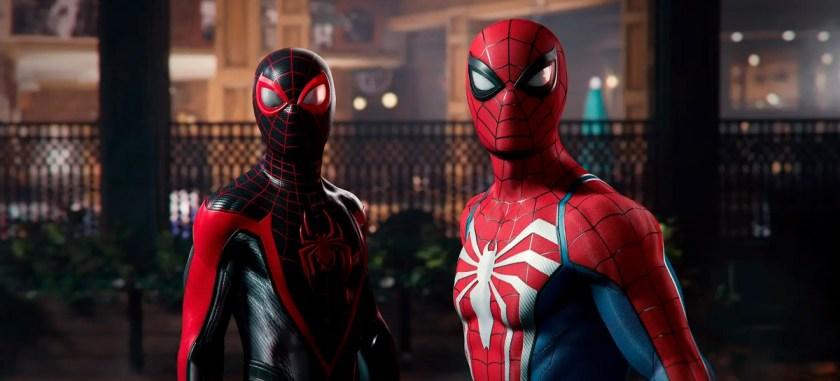 Spider-Man 2 is in development by Insomniac Games
