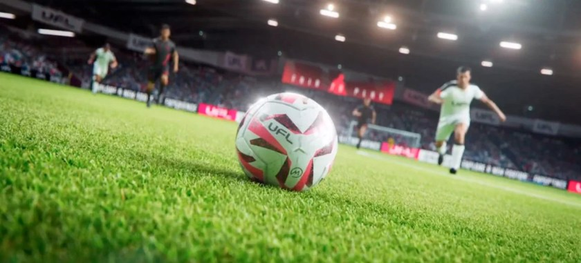 UFL: new free online football game wants to fight FIFA and eFootball