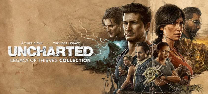 Uncharted 4 and Uncharted: The Lost Legacy will have remastered versions on PS5 and PC