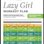 Lazy girl
