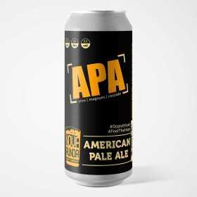 American Pale Ale 0,5l Nova runda