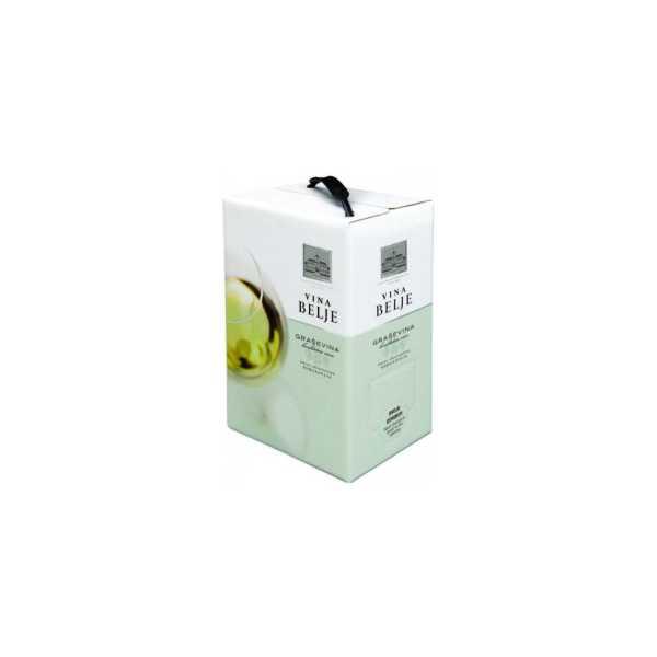Graševina Belje donosi citrusne arome (mandarina i grejp) pomiješane s nijansama zelenih jabuka i vrlo snažnom mineralnošću. Vino za svaki dan.