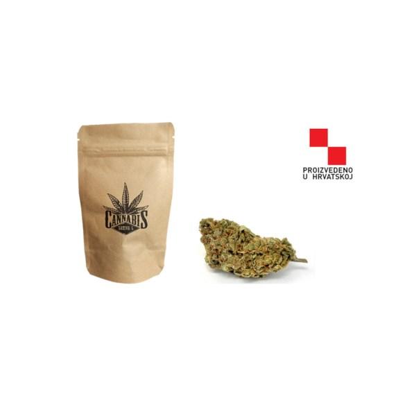 CBD / CBG Cannabis Sativa L Cvjetovi Konoplje 3g. - superbrza dostava Zagreb Hrvatska EU! Naruči odmah 100% domaći proizvod #kupujmohrvatsko CBG CBD