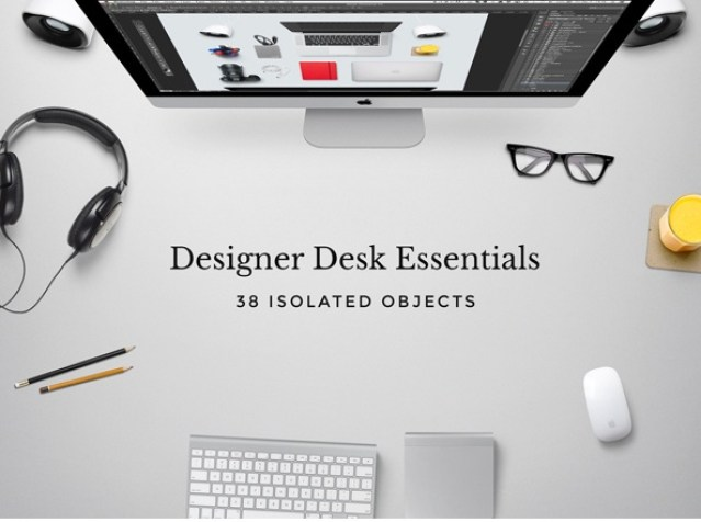 Designer-Desk-Essentials free