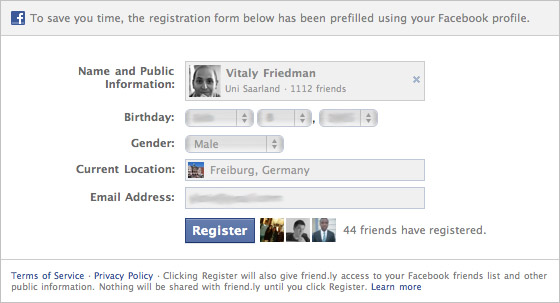 Allow User to Log in Using Facebook, Twitter or OpenID