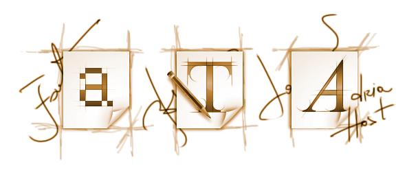 АдриаХост - Како направити фонтове