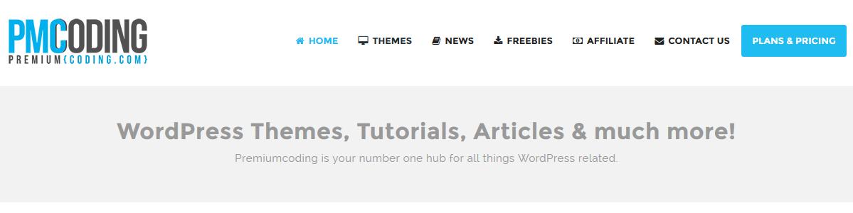 Gde kupiti premium temu za WordPress - PremiumCoding