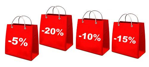 Popusti kod internet prodaje za poboljsanje