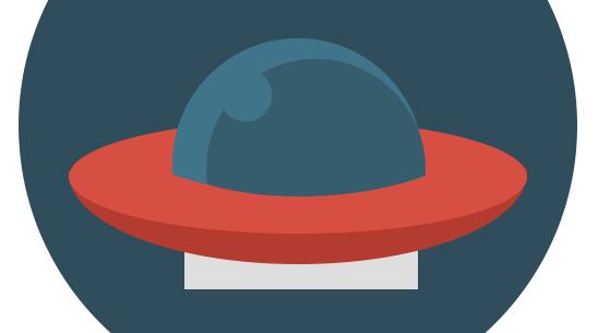 Flat ikonica NLO - Adriahost blog slika 12