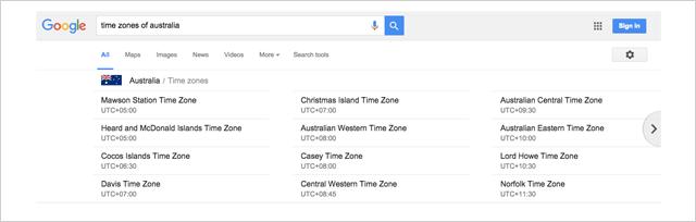 Google bogati odgovori