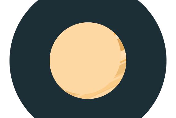 Пхотосхоп - Флат иконица ракете слика 10