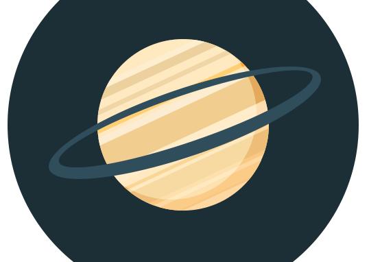 Photoshop - Flat ikonica rakete slika 14