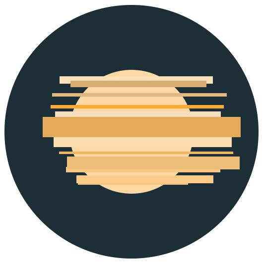 Пхотосхоп - Флат иконица ракете слика 3