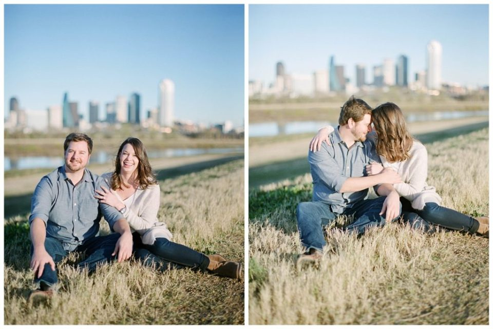Adria Lea Photography Dallas Engagement Photos (1)