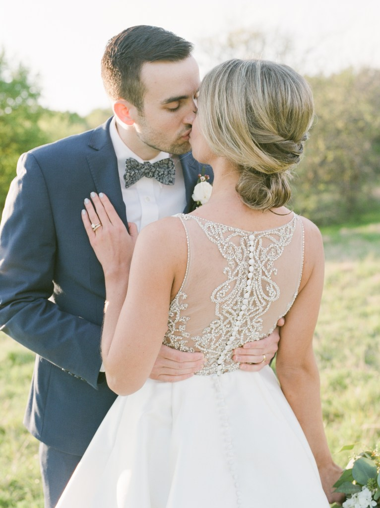 Jordan and Drake Heirloom Wedding by Adria Lea Photography, Dallas wedding photographer. bride and groom photos.