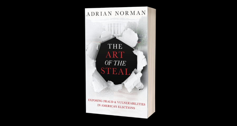 The Art of the Steal - Black Banner