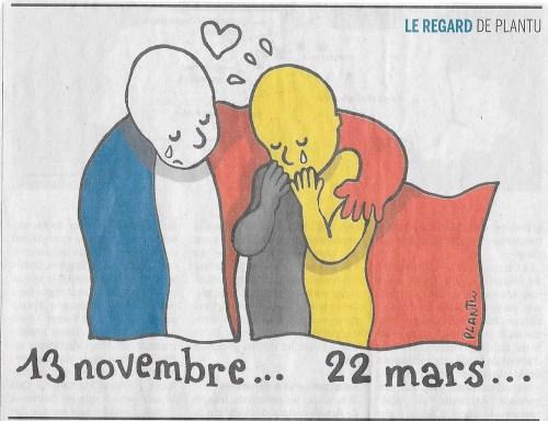 """""""Le Monde"""" datat 23 martie"""
