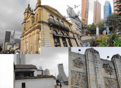 Varietatea stilurilor arhitecturale este uimitoare...