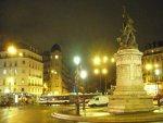Ma première nuit à Paris