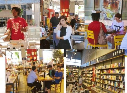 """Libreria/ ristorante/ sala di lettura """"Read"""""""