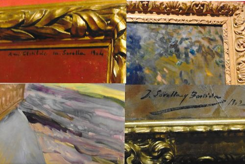 Detalii picturale