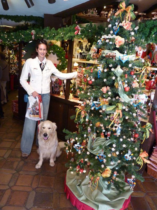 Christmas in Rothenburg ob der Tauber Adriana Licio The Watchman of Rothenburg Dies