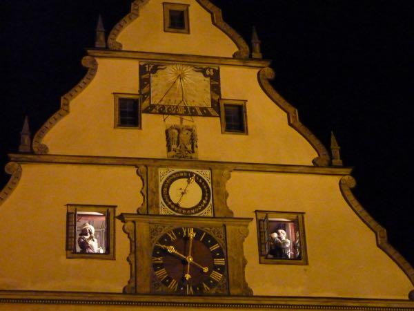 Rothenburg ob der Tauber Carillon Legend