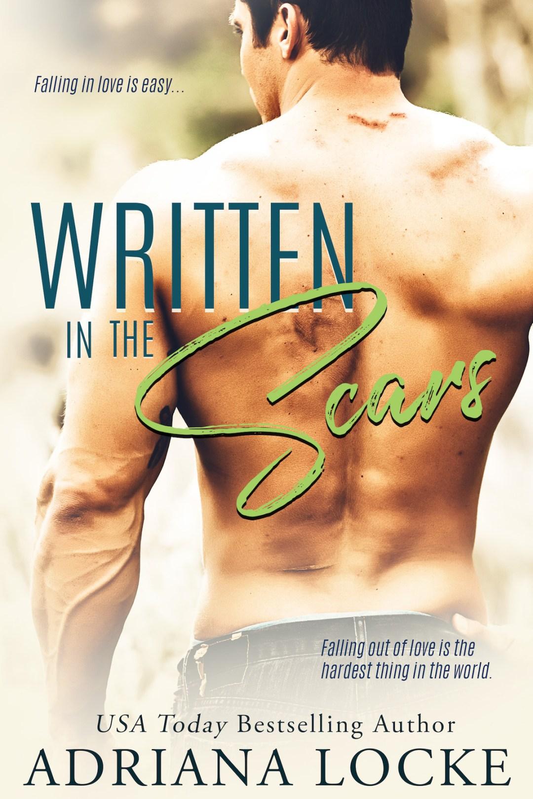 Written in the Scars - Adriana Locke