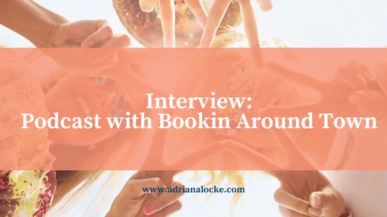 Interview: Podcast with Bookin Around Town