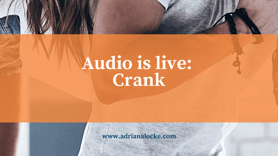 Audio is live: Crank