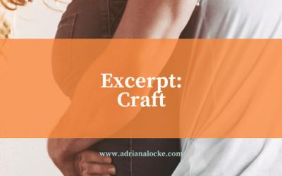 Excerpt: Craft
