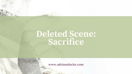 Deleted Scene: Sacrifice