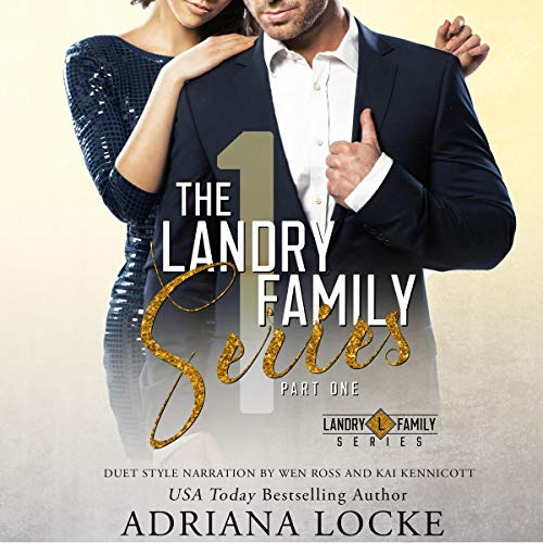 Audio: THREE books for ONE credit - Adriana Locke