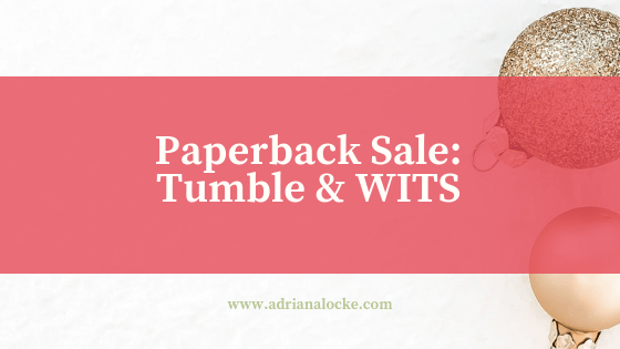 Paperback Sale!