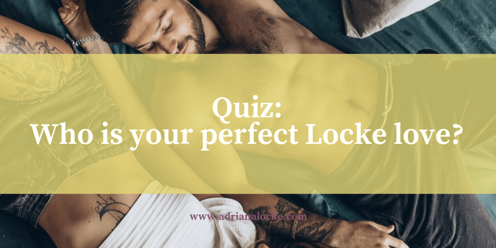 Quiz: Who is your perfect Locke love?