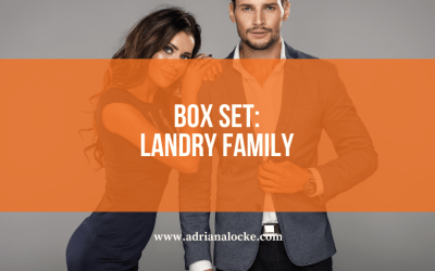 Box Set: Landry Family Series