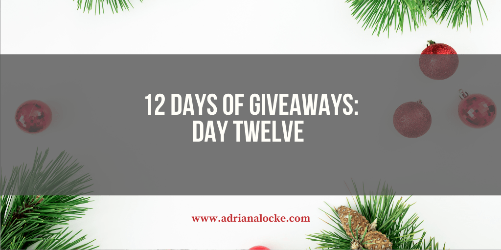 12 Days of Giveaways: Day 12