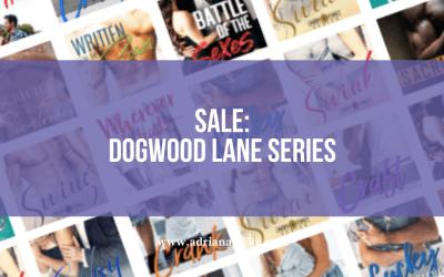 Sale: Dogwood Lane Series