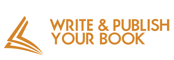 Write & Publish Your Book in 12 Weeks or Less Logo - WHITE WEB
