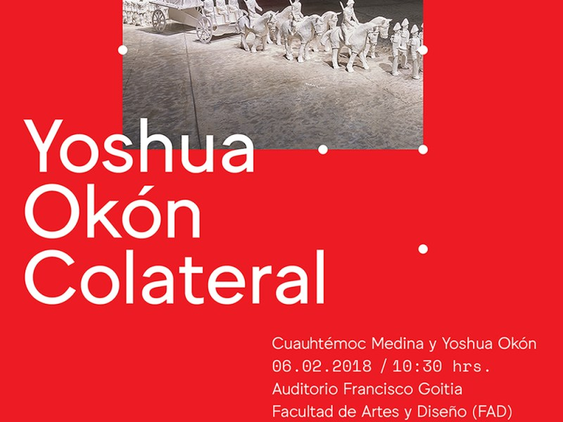 Diálogo sobre la exposición Yoshua Okón: Colateral