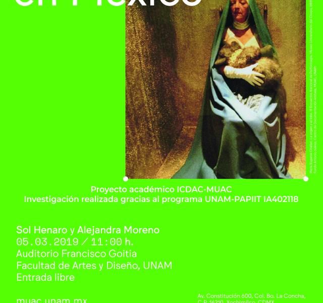 Charla Arte Acción en México