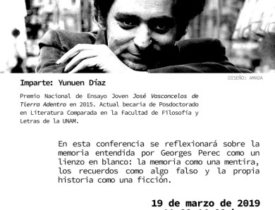 La memoria es un trampantojo, Georges Perec y la autoficción