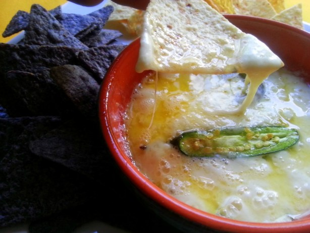 Queso Fundido done with Real California Cheese