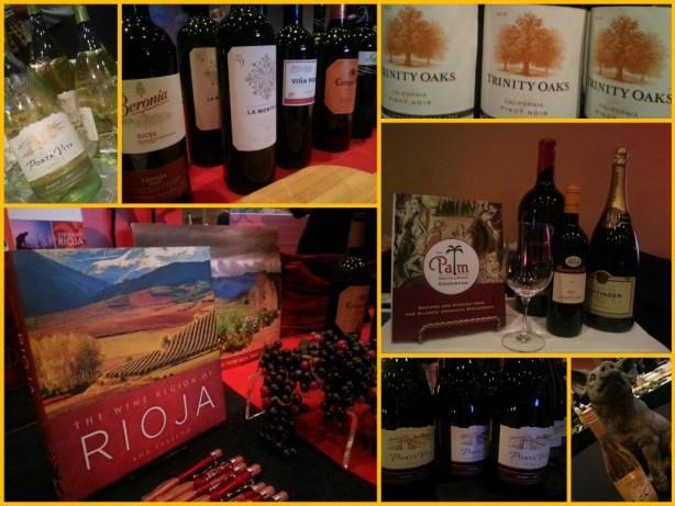 Impressive wine selection at Taste of the Nation #OrlTaste