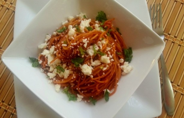 Fideo Mexican Style, a family favorite!