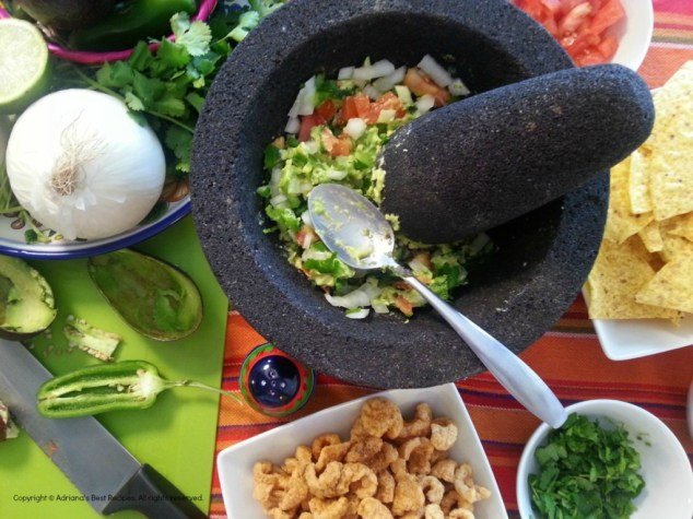 How to prepare fresh guacamole #ABRecipes
