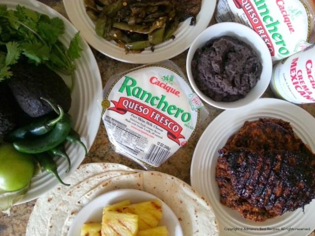 Mexican Quesadilla Fiesta with Cacique #GoAutentico #QuesadillaCookOff #ad